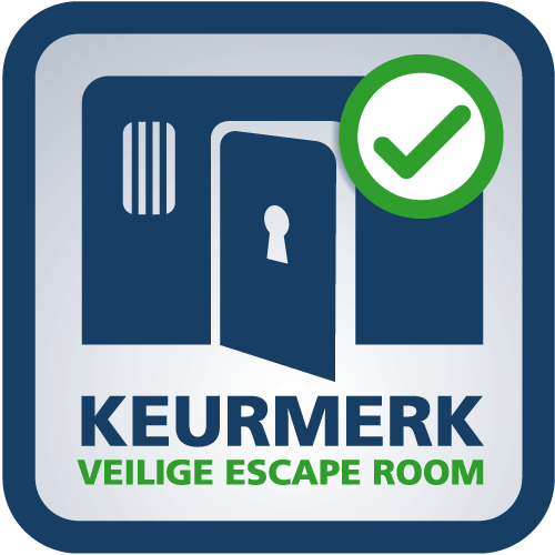 Keurmerk Veilige Escape Rooms