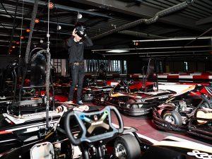 Kampioenenrace op onze Indoor Kartbaan - The Maxx Veenendaal