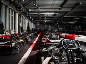 Kartbaan in Veenendaal - The Maxx