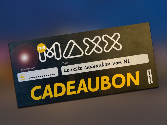 cadeaubon the maxx veenendaal